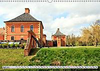 Schloss Bothmer - Klützer Schlossimpressionen (Wandkalender 2019 DIN A3 quer) - Produktdetailbild 4
