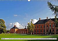 Schloss Bothmer - Klützer Schlossimpressionen (Wandkalender 2019 DIN A3 quer) - Produktdetailbild 7