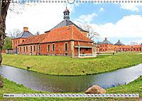 Schloss Bothmer - Klützer Schlossimpressionen (Wandkalender 2019 DIN A3 quer) - Produktdetailbild 3