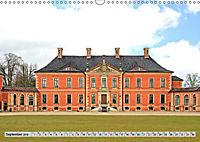 Schloss Bothmer - Klützer Schlossimpressionen (Wandkalender 2019 DIN A3 quer) - Produktdetailbild 9