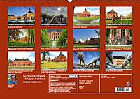 Schloss Bothmer - Klützer Schlossimpressionen (Wandkalender 2019 DIN A2 quer) - Produktdetailbild 13