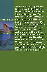 Schloss Gripsholm, Großdruck - Produktdetailbild 1