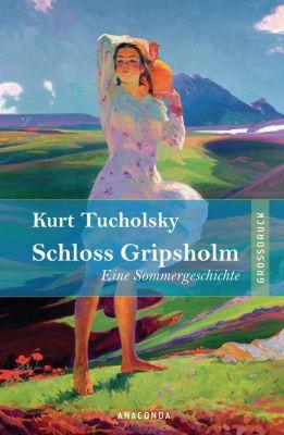Schloss Gripsholm, Großdruck, Kurt Tucholsky