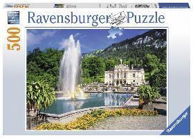 Schloss Linderhof. Puzzle 500 Teile