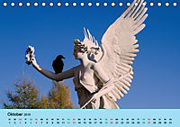 Schlossimpressionen Schwerin 2019 (Tischkalender 2019 DIN A5 quer) - Produktdetailbild 10