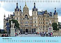 Schlossimpressionen Schwerin 2019 (Tischkalender 2019 DIN A5 quer) - Produktdetailbild 11