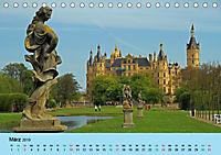 Schlossimpressionen Schwerin 2019 (Tischkalender 2019 DIN A5 quer) - Produktdetailbild 3