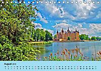 Schlossimpressionen Schwerin 2019 (Tischkalender 2019 DIN A5 quer) - Produktdetailbild 8