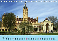 Schlossimpressionen Schwerin 2019 (Tischkalender 2019 DIN A5 quer) - Produktdetailbild 4