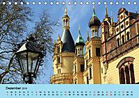 Schlossimpressionen Schwerin 2019 (Tischkalender 2019 DIN A5 quer) - Produktdetailbild 12