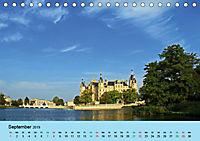 Schlossimpressionen Schwerin 2019 (Tischkalender 2019 DIN A5 quer) - Produktdetailbild 9