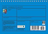 Schlossimpressionen Schwerin 2019 (Tischkalender 2019 DIN A5 quer) - Produktdetailbild 13