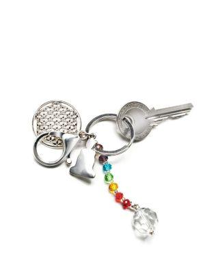 Schlüsselanhänger Chakra