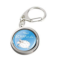 Schlüsselanhänger »Das SCHAFst du« - Produktdetailbild 1