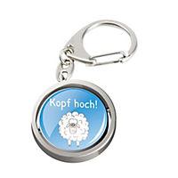 Schlüsselanhänger »Das SCHAFst du« - Produktdetailbild 2