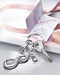 """Schlüsselanhänger """"Unendlichkeit"""" - Produktdetailbild 1"""