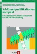 Schlüsselqualifikationen kompakt, Claudia Eilles-Matthiessen, Natalija el Hage, Susanne Janssen, Antje Osterholz-Sauerlaender