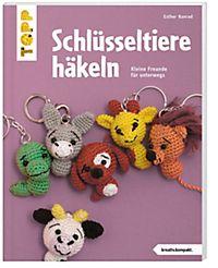Bookies Tierische Lesezeichen Zum Häkeln By Supergurumi Buch