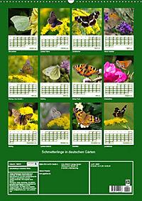Schmetterlinge in deutschen Gärten (Wandkalender 2019 DIN A2 hoch) - Produktdetailbild 13
