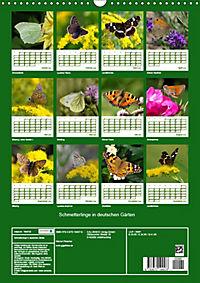 Schmetterlinge in deutschen Gärten (Wandkalender 2019 DIN A3 hoch) - Produktdetailbild 13