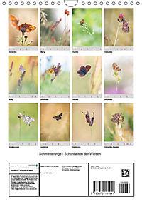 Schmetterlinge - Schönheiten der Wiesen (Wandkalender 2019 DIN A4 hoch) - Produktdetailbild 13