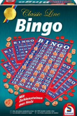 Schmidt - Classic Line Bingo, Gesellschaftsspiel