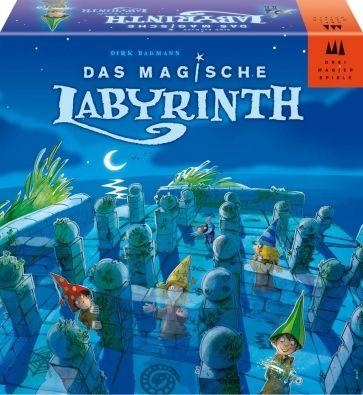 Schmidt Spiele  Das magische Labyrinth Kinderspiel des Jahres 2009!, Dirk Baumann