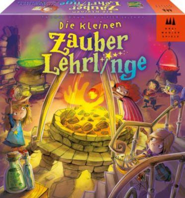Schmidt Spiele Die kleinen Zauberlehrlinge, Kinderspiel