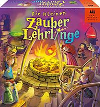 """Schmidt Spiele """"Die kleinen Zauberlehrlinge"""", Kinderspiel - Produktdetailbild 1"""