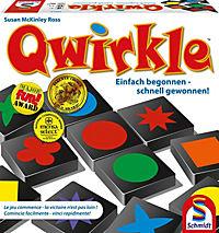 """Schmidt Spiele """"Qwirkle"""", Spiel des Jahres 2011 - Produktdetailbild 1"""