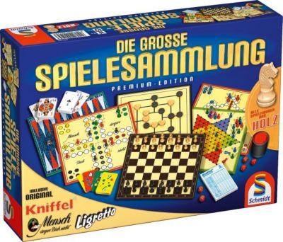 Schmidt Spiele Spielemagazin, 2-8 Spieler