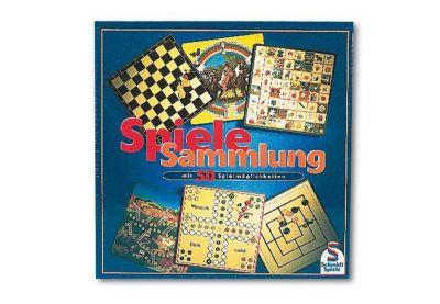 Schmidt Spiele Spielesammlung mit 50 Spielen