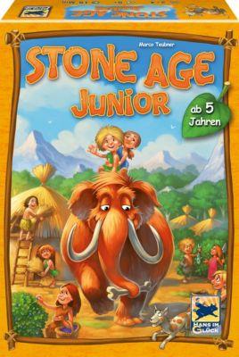 Schmidt Spiele - Stone Age Junior (Kinderspiel des Jahres 2016)