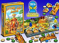 Schmidt Spiele - Stone Age Junior (Kinderspiel des Jahres 2016) - Produktdetailbild 1