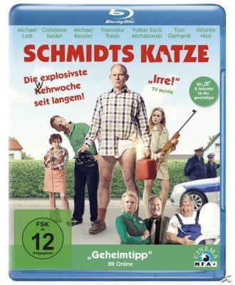 Schmidts Katze, Marc Schlegel