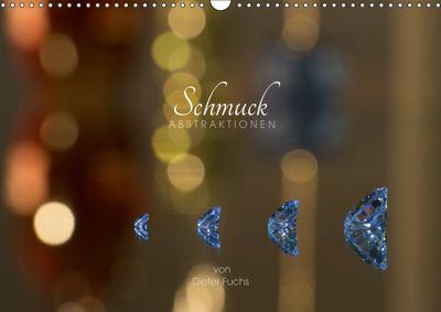 Schmuck ABSTRAKTIONEN (Wandkalender 2019 DIN A3 quer), Dieter Fuchs