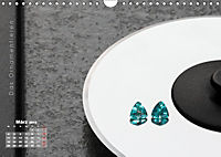 Schmuck ABSTRAKTIONEN (Wandkalender 2019 DIN A4 quer) - Produktdetailbild 3