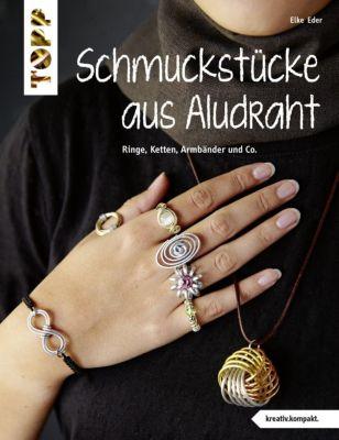 Schmuckstücke aus Aludraht - Elke Eder  