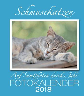 Schmusekatzen Fotokalender 2018