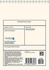 Schmusige Britisch Kurzhaar (Tischkalender 2019 DIN A5 hoch) - Produktdetailbild 13