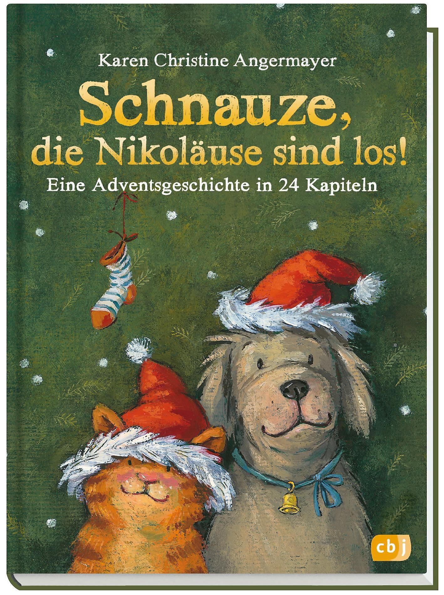 Schnauze, die Nikoläuse sind los Buch portofrei bei Weltbild.de