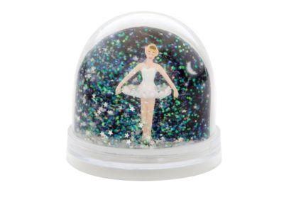 Schneekugel Sterne Photo Ballerina Swan bestellen |