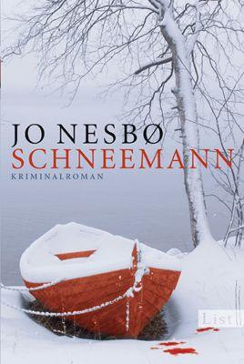 Schneemann - Jo Nesbø |