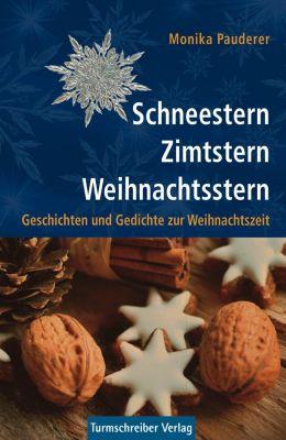 Schneestern, Zimtstern, Weihnachtsstern, Monika Pauderer