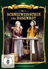Schneeweisschen und Rosenrot, Margot Beichler, Jacob Grimm, Wilhelm Grimm, Siegfried Hartmann