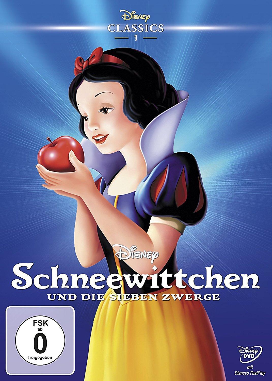 Schneewittchen und die sieben Zwerge DVD   Weltbild.de