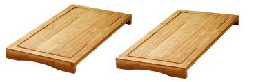 Schneide- und Abdeckplatten, 2er-Set
