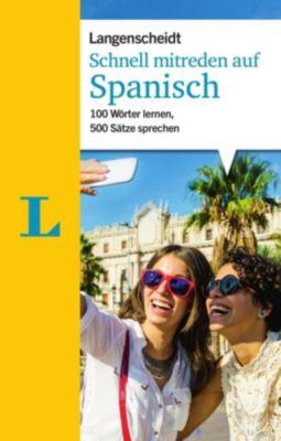Schnell mitreden auf Spanisch, Christina Sanchez