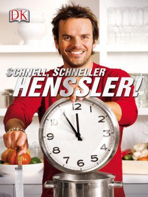 Schnell, schneller, Henssler, Steffen Henssler