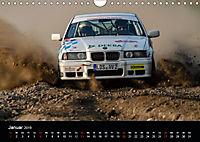 Schnell - Schneller - Rallye (Wandkalender 2019 DIN A4 quer) - Produktdetailbild 1